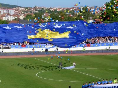 Kosovo-football