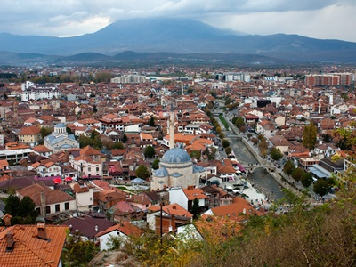 center of prizren