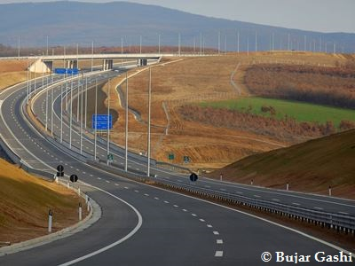 doing business in kosovo infrastructure