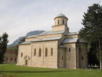 Serbian-orthodox-monastery
