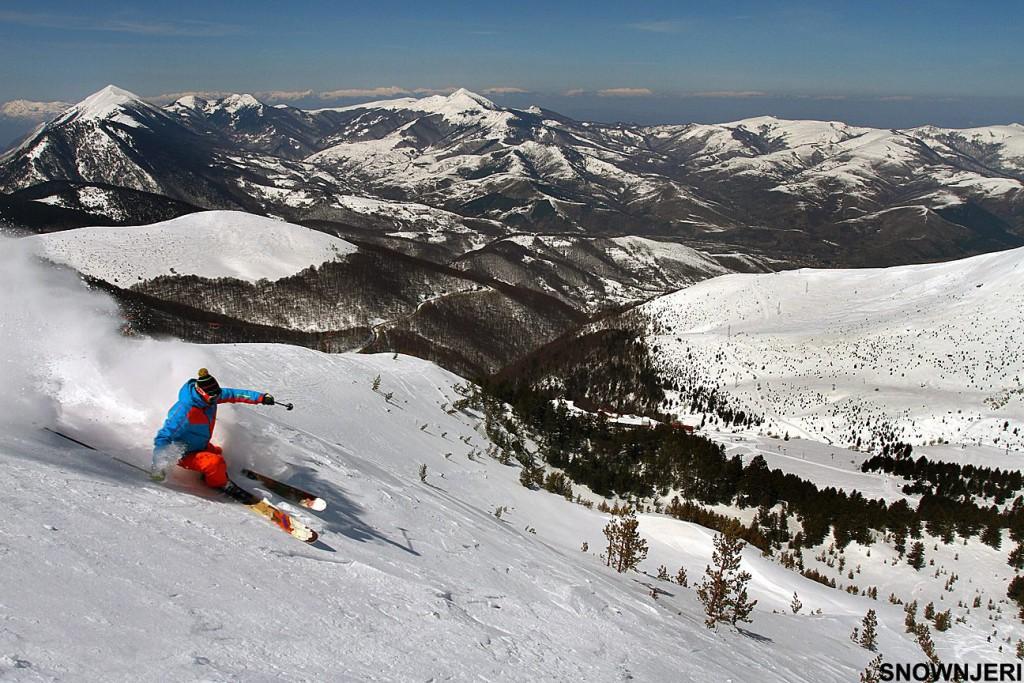 brezovica-ski-nature