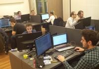 LinkPlus IT employees