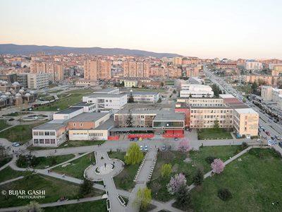 university pristina in Kosovo