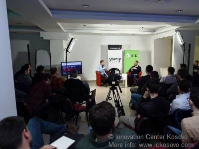 innovation center kosovo startup grind