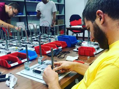 formon core 3d printer being made in kosovo