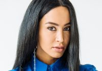 Dafina Zeqiri face close up large