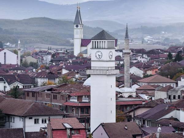religious buildings in Gjakova Kosovo