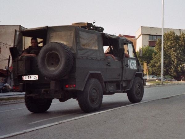 KFOR 2005 NATO