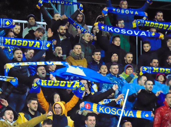 football fans of kosovo national team