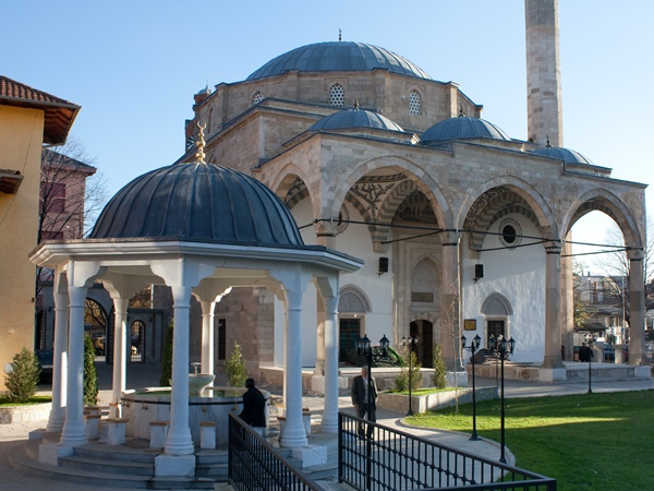 mosque in pristina kosovo