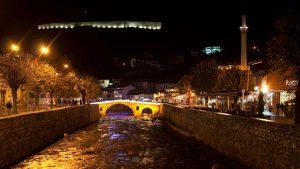 prizren by night