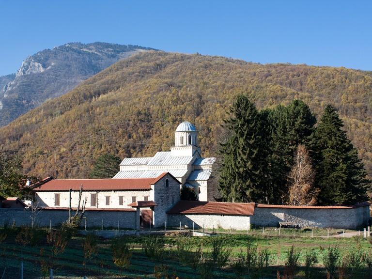 decani monastery kosovo