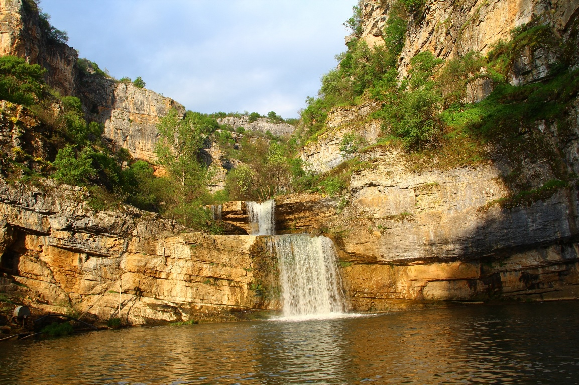 Mirusha Waterfalls