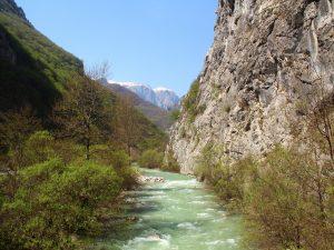 rugova valley in kosovo